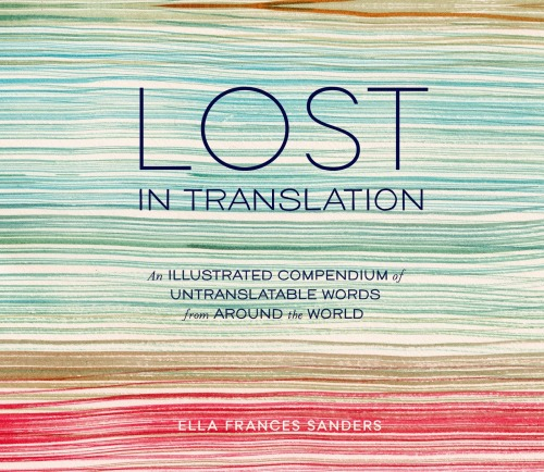 Lost in Translation, cover